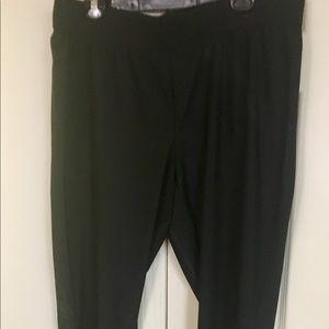 Venezia Black Trousers